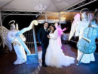 le nozze di Angela e Peppe 1
