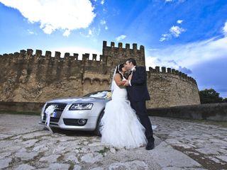 Le nozze di Angela e Peppe