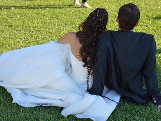 Le nozze di Erica e Leo