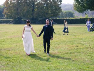 Le nozze di Sandra e Piero
