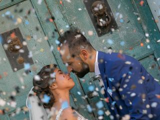 Le nozze di Federica e Thomas 3