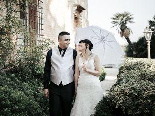Le nozze di Giorgia e Gabriele