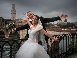 Le nozze di Flora e Sergio