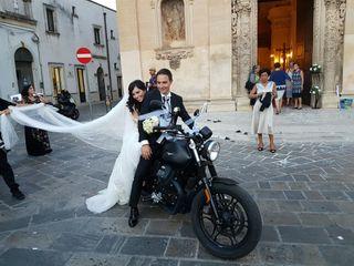 Le nozze di Riccardo e Laura
