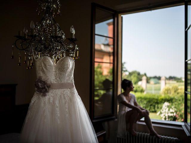 Il matrimonio di Alain e Monica a Modena, Modena 1