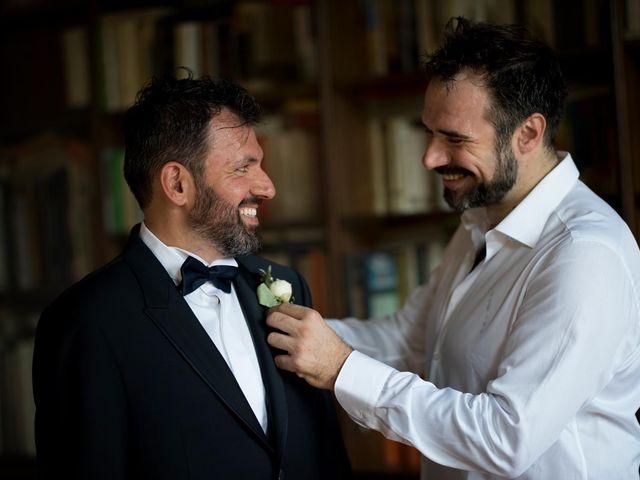 Il matrimonio di Alain e Monica a Modena, Modena 23