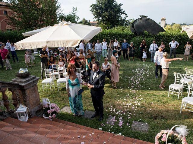 Il matrimonio di Alain e Monica a Modena, Modena 32