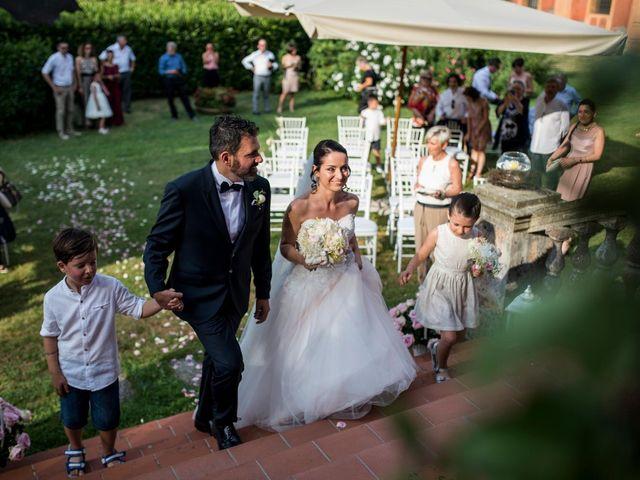 Il matrimonio di Alain e Monica a Modena, Modena 33