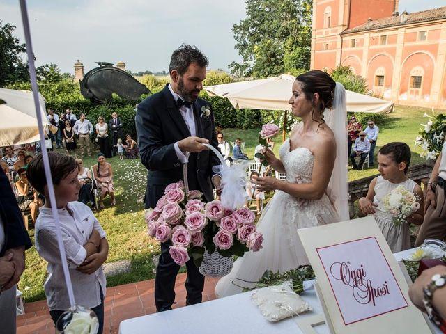 Il matrimonio di Alain e Monica a Modena, Modena 35