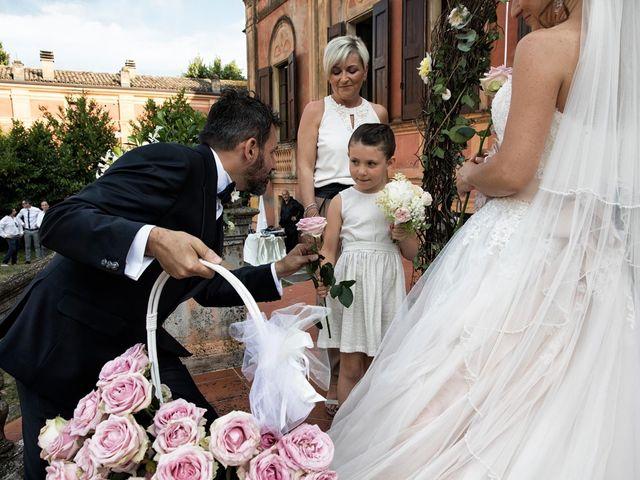 Il matrimonio di Alain e Monica a Modena, Modena 36