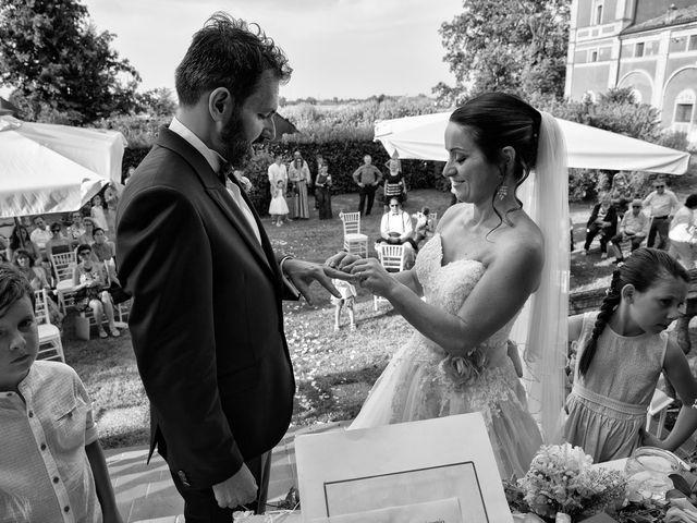 Il matrimonio di Alain e Monica a Modena, Modena 40