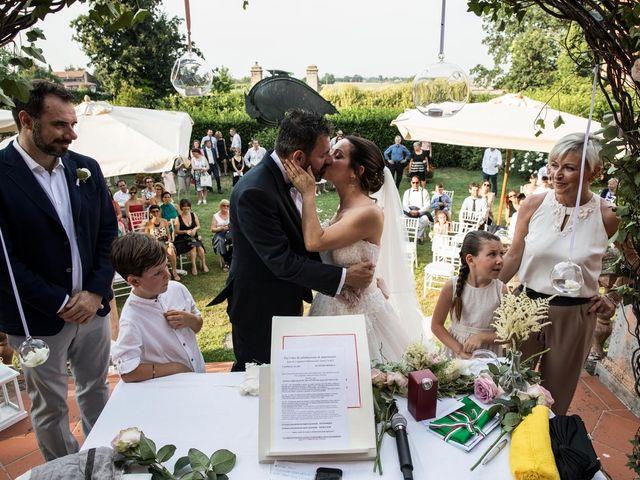 Il matrimonio di Alain e Monica a Modena, Modena 42