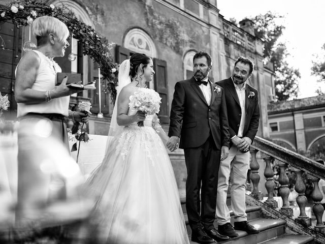 Il matrimonio di Alain e Monica a Modena, Modena 43