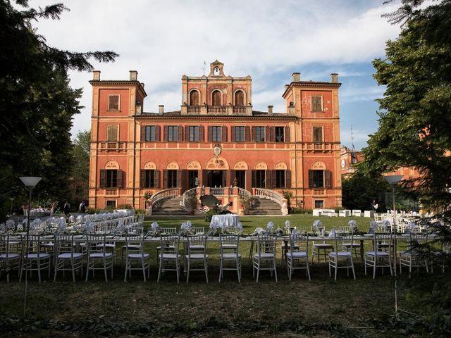 Il matrimonio di Alain e Monica a Modena, Modena 46