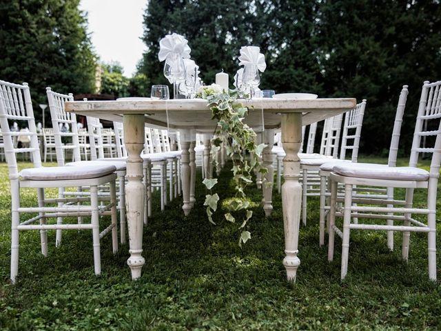 Il matrimonio di Alain e Monica a Modena, Modena 47