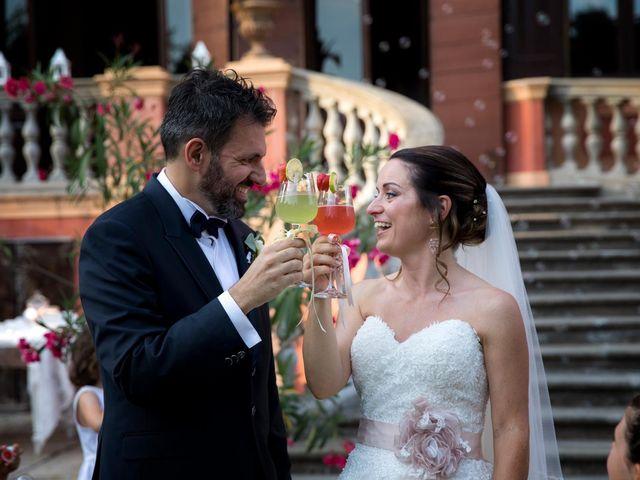 Il matrimonio di Alain e Monica a Modena, Modena 52