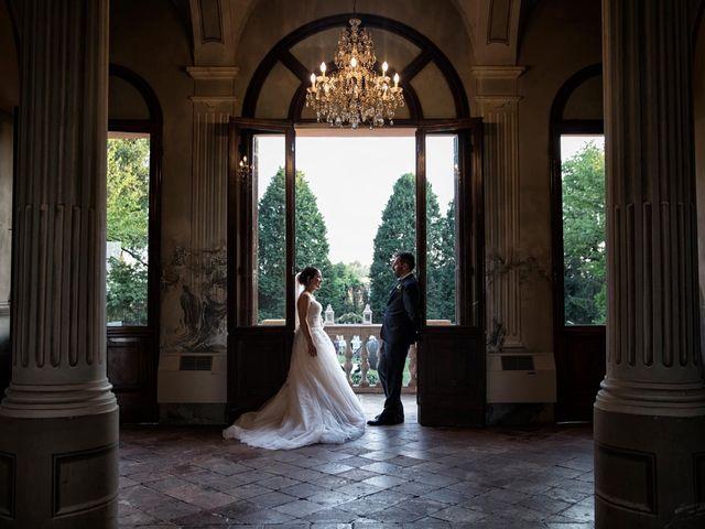 Il matrimonio di Alain e Monica a Modena, Modena 56