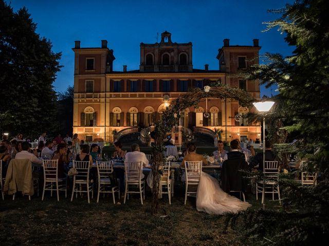Il matrimonio di Alain e Monica a Modena, Modena 58