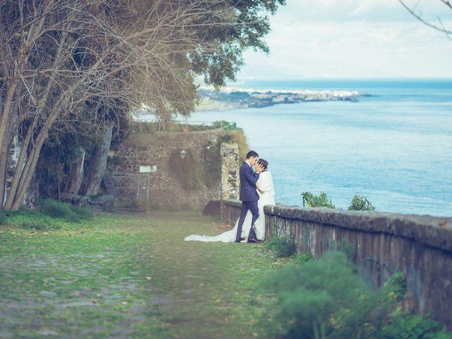 Il matrimonio di Sebastiano e Rita a Catania, Catania 39