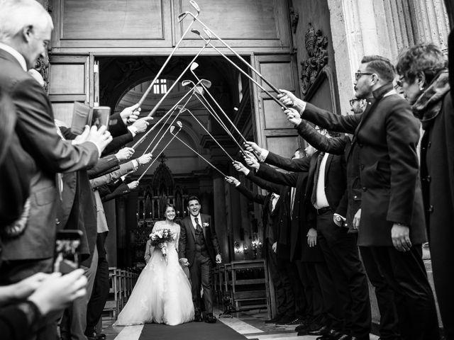Il matrimonio di Sebastiano e Rita a Catania, Catania 46
