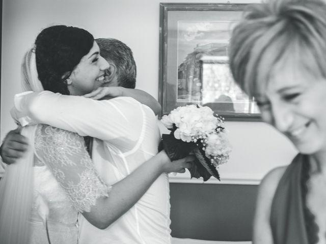 Il matrimonio di Paolo e Beatrice a Subiaco, Roma 12