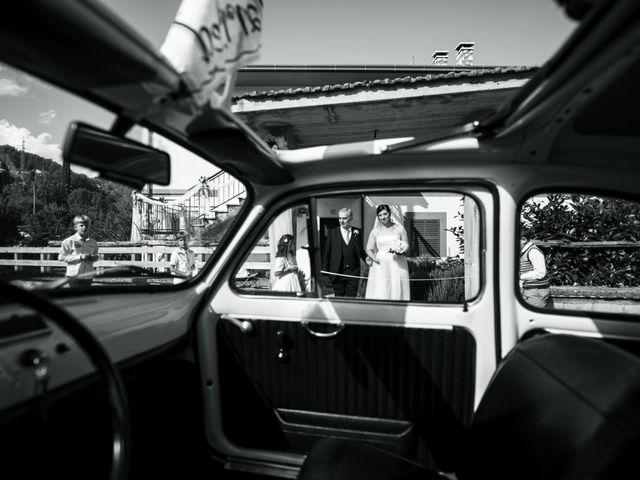 Il matrimonio di Paolo e Beatrice a Subiaco, Roma 14