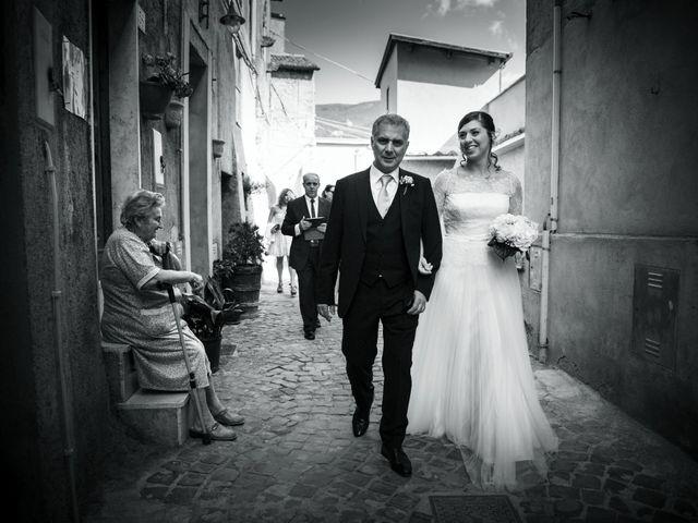 Il matrimonio di Paolo e Beatrice a Subiaco, Roma 16