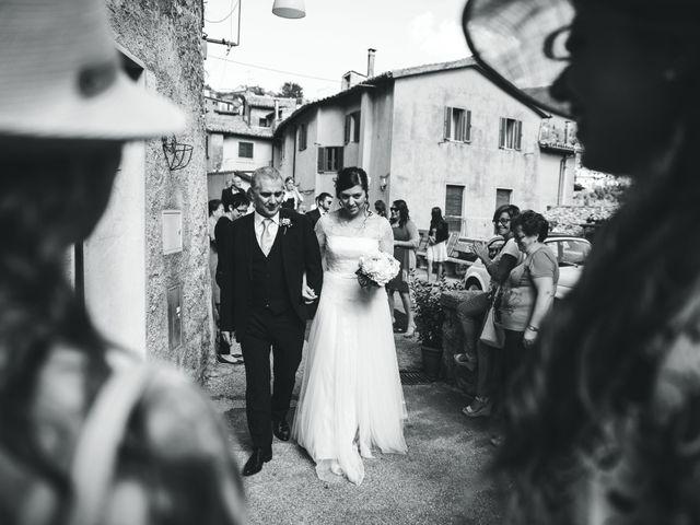 Il matrimonio di Paolo e Beatrice a Subiaco, Roma 17