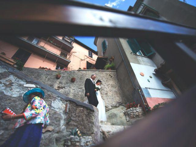 Il matrimonio di Paolo e Beatrice a Subiaco, Roma 18