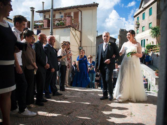 Il matrimonio di Paolo e Beatrice a Subiaco, Roma 20