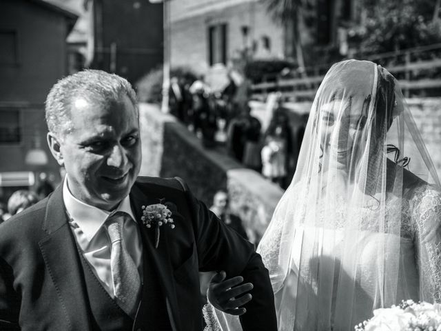 Il matrimonio di Paolo e Beatrice a Subiaco, Roma 21