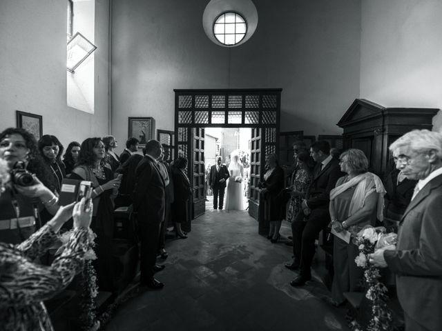 Il matrimonio di Paolo e Beatrice a Subiaco, Roma 22