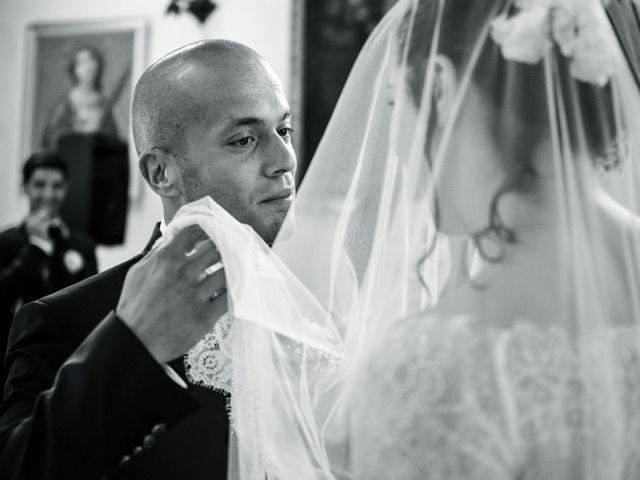 Il matrimonio di Paolo e Beatrice a Subiaco, Roma 23