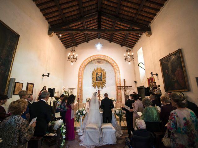 Il matrimonio di Paolo e Beatrice a Subiaco, Roma 24