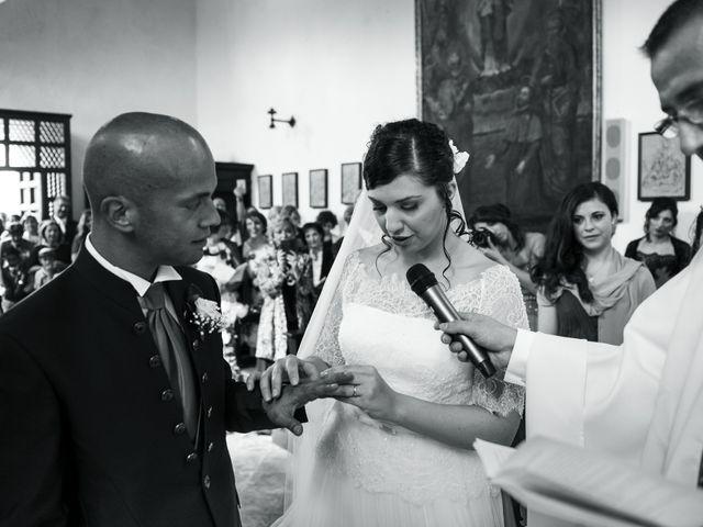 Il matrimonio di Paolo e Beatrice a Subiaco, Roma 26