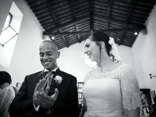 Il matrimonio di Paolo e Beatrice a Subiaco, Roma 27