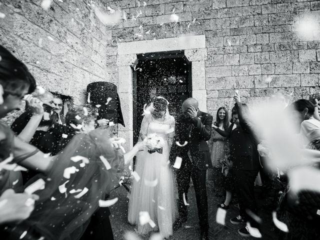 Il matrimonio di Paolo e Beatrice a Subiaco, Roma 29