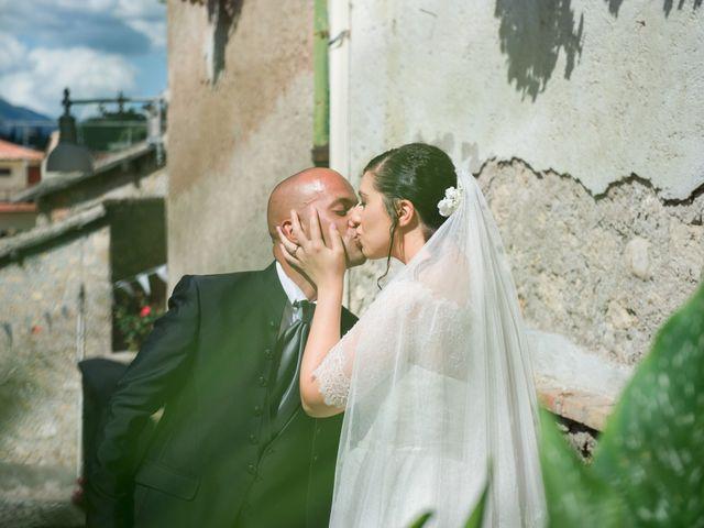 Il matrimonio di Paolo e Beatrice a Subiaco, Roma 33