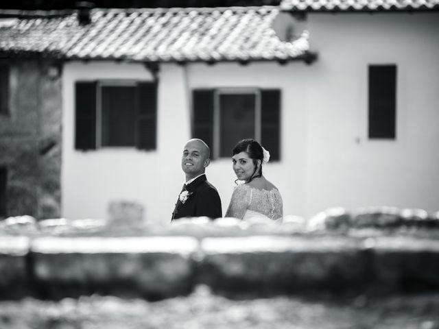 Il matrimonio di Paolo e Beatrice a Subiaco, Roma 38