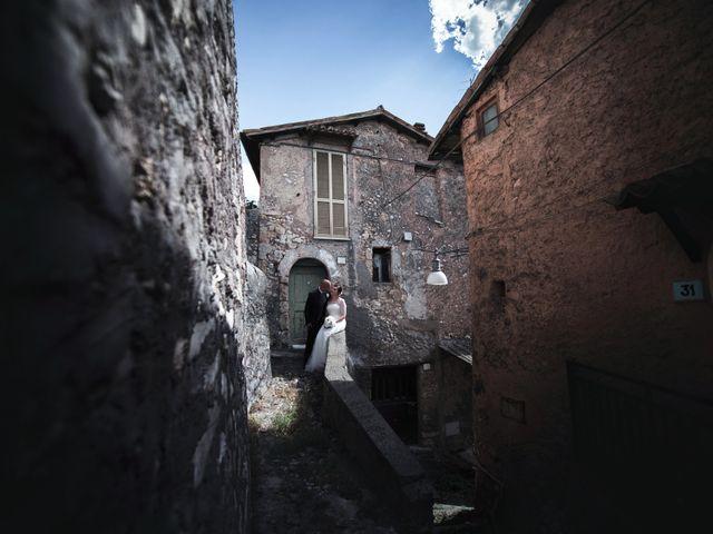 Il matrimonio di Paolo e Beatrice a Subiaco, Roma 39