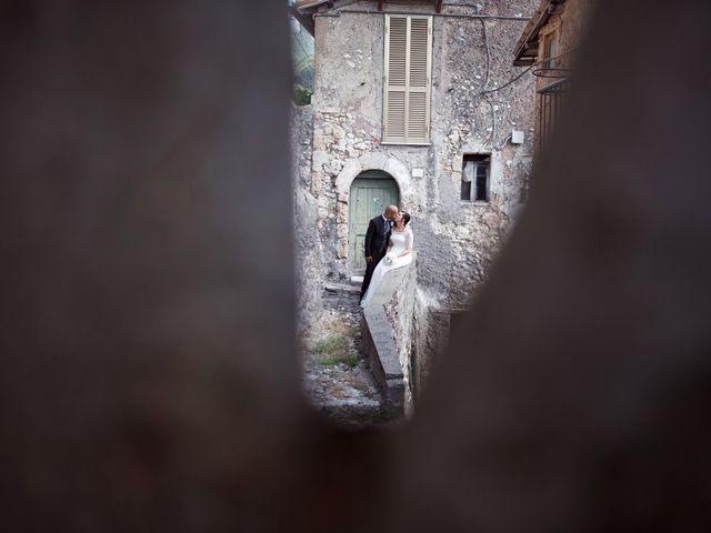 Il matrimonio di Paolo e Beatrice a Subiaco, Roma 41