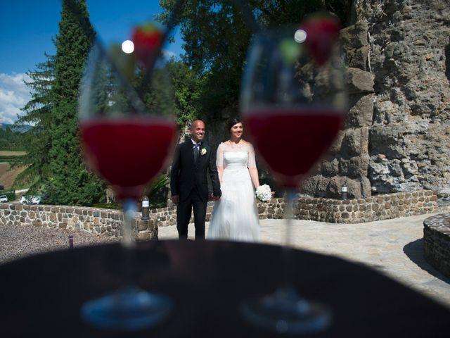 Il matrimonio di Paolo e Beatrice a Subiaco, Roma 45
