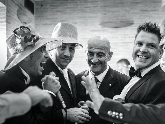 Il matrimonio di Paolo e Beatrice a Subiaco, Roma 53