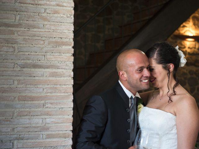 Il matrimonio di Paolo e Beatrice a Subiaco, Roma 56