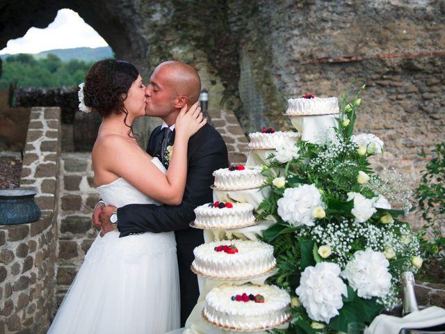 Il matrimonio di Paolo e Beatrice a Subiaco, Roma 57
