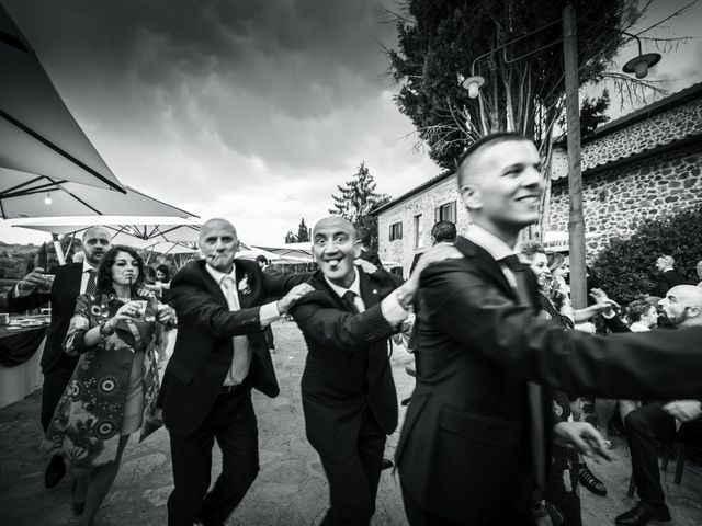 Il matrimonio di Paolo e Beatrice a Subiaco, Roma 60