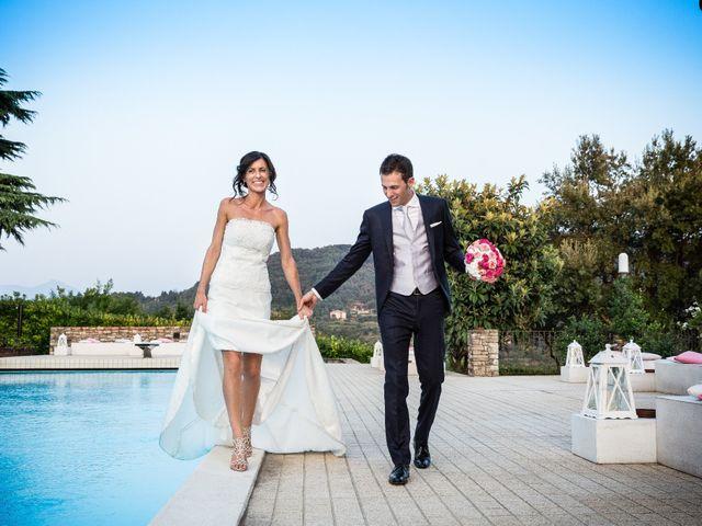 le nozze di Daniela e Riccardo