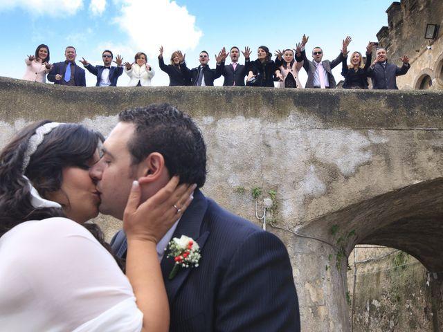 Il matrimonio di Peppe e Angela a Villaricca, Napoli 9