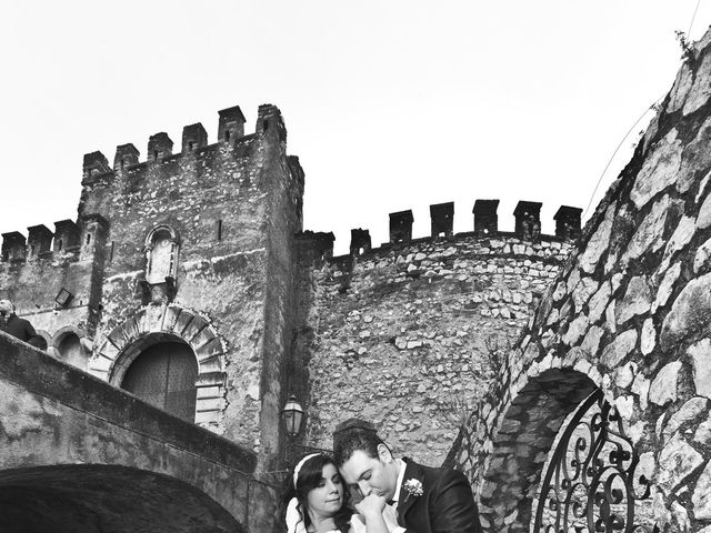Il matrimonio di Peppe e Angela a Villaricca, Napoli 10