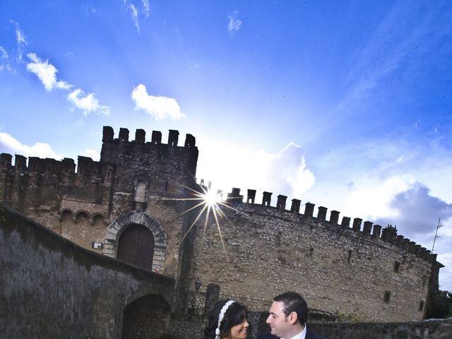 Il matrimonio di Peppe e Angela a Villaricca, Napoli 12